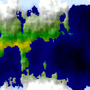 Terrain Generation with Biomes